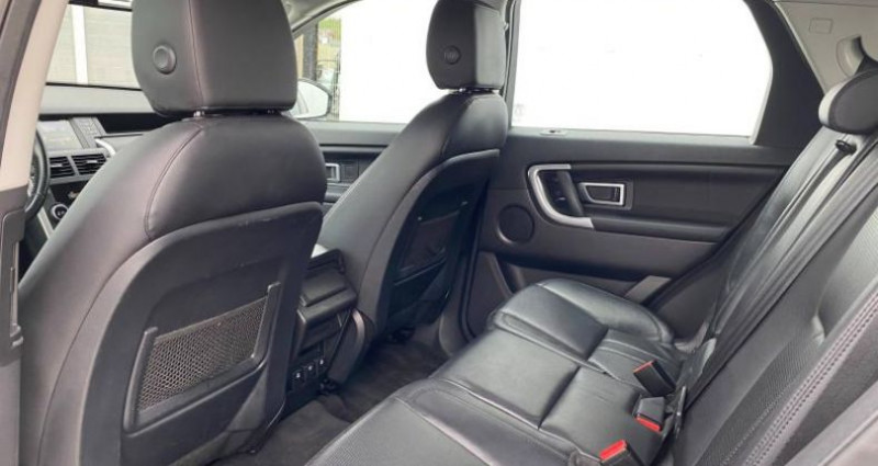 Land rover Discovery 2.0 TD4 150ch AWD HSE Mark II Blanc occasion à AUBIERE - photo n°3