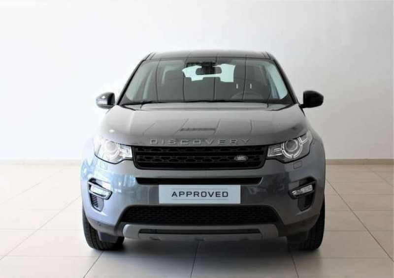 Land rover Discovery 2.0 TD4 150CH BUSINESS AWD BVA MARK III Gris occasion à Villenave-d'Ornon - photo n°2