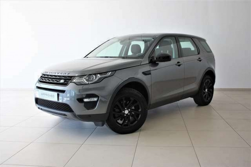 Land rover Discovery 2.0 TD4 150CH BUSINESS AWD BVA MARK III Gris occasion à Villenave-d'Ornon