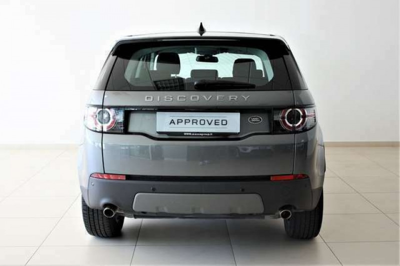 Land rover Discovery 2.0 TD4 150CH BUSINESS AWD BVA MARK III Gris occasion à Villenave-d'Ornon - photo n°5
