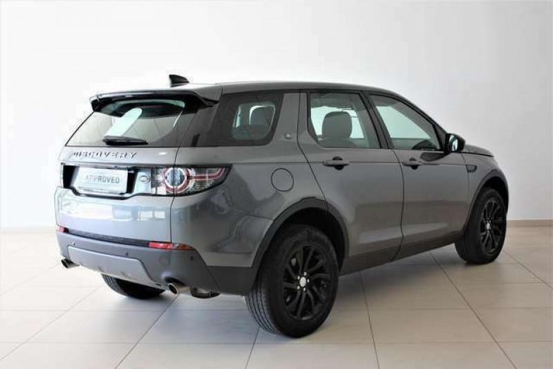 Land rover Discovery 2.0 TD4 150CH BUSINESS AWD BVA MARK III Gris occasion à Villenave-d'Ornon - photo n°4