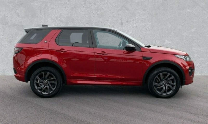 Land rover Discovery 2.0 TD4 150CH SE AWD BVA MARK III Rouge occasion à Villenave-d'Ornon - photo n°6