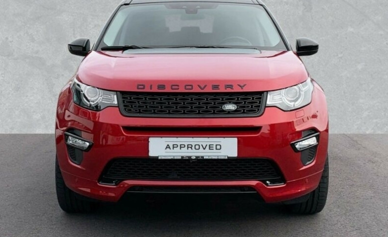 Land rover Discovery 2.0 TD4 150CH SE AWD BVA MARK III Rouge occasion à Villenave-d'Ornon - photo n°8