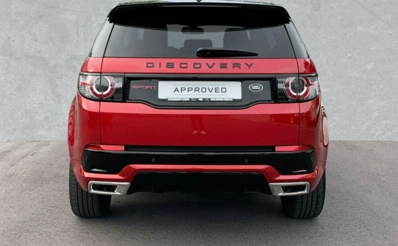 Land rover Discovery 2.0 TD4 150CH SE AWD BVA MARK III Rouge occasion à Villenave-d'Ornon - photo n°7