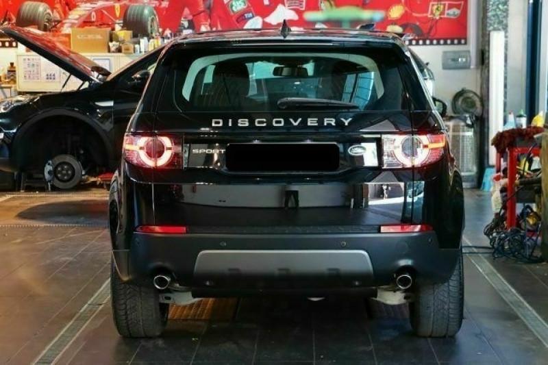 Land rover Discovery 2.0 TD4 150CH SE AWD BVA MARK III Noir occasion à Villenave-d'Ornon - photo n°4