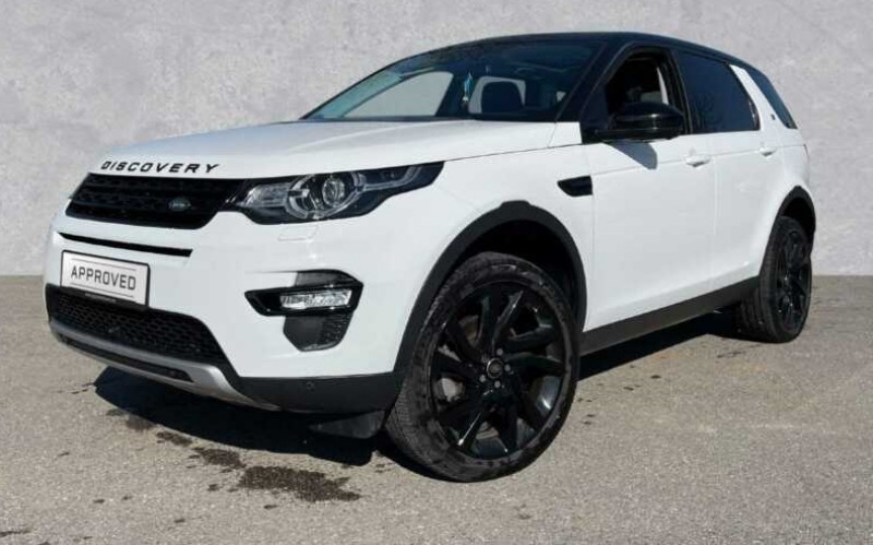 Land rover Discovery 2.0 TD4 180CH AWD HSE BVA MARK II Blanc occasion à Villenave-d'Ornon
