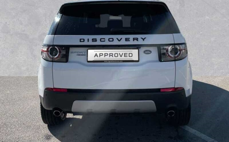 Land rover Discovery 2.0 TD4 180CH AWD HSE BVA MARK II Blanc occasion à Villenave-d'Ornon - photo n°7