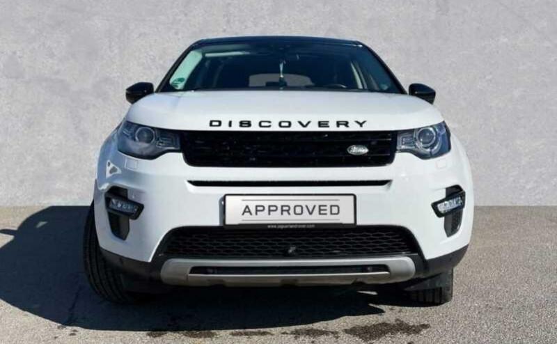 Land rover Discovery 2.0 TD4 180CH AWD HSE BVA MARK II Blanc occasion à Villenave-d'Ornon - photo n°8