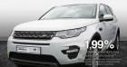 Land rover Discovery 2.0 TD4 180ch AWD HSE Blanc à Boulogne-Billancourt 92