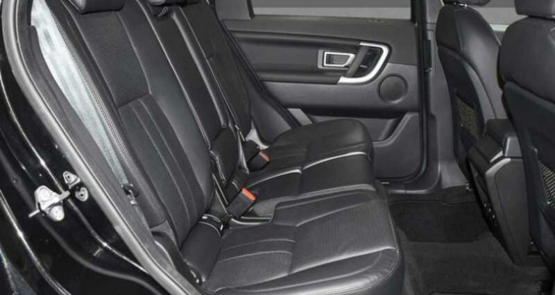 Land rover Discovery 2.0 TD4 180ch AWD HSE Noir occasion à Boulogne-Billancourt - photo n°6