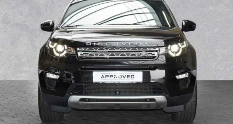 Land rover Discovery 2.0 TD4 180ch AWD HSE Noir occasion à Boulogne-Billancourt - photo n°7