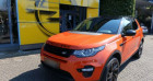 Land rover Discovery 2.0 TD4 180ch AWD HSE Orange à Boulogne-Billancourt 92