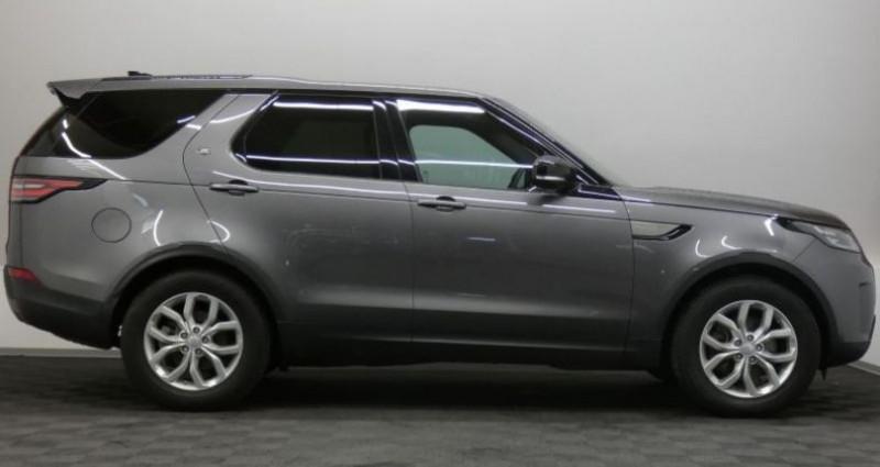Land rover Discovery 2.0 TD4 SE 4WD Auto. Gris occasion à Petange - photo n°3