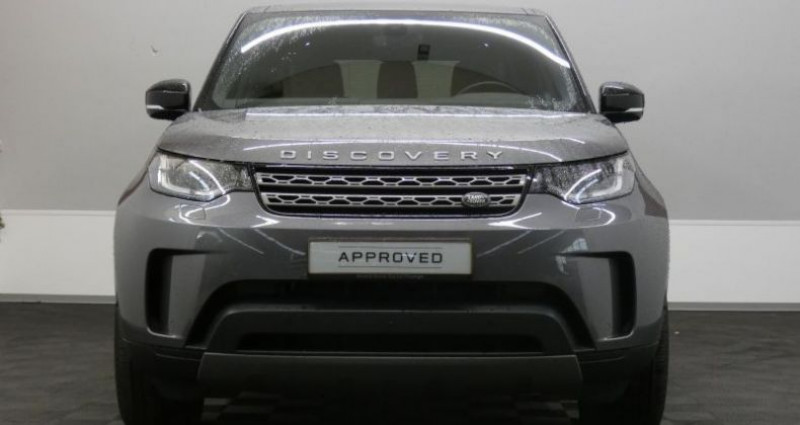 Land rover Discovery 2.0 TD4 SE 4WD Auto. Gris occasion à Petange - photo n°2