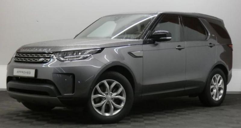 Land rover Discovery 2.0 TD4 SE 4WD Auto. Gris occasion à Petange