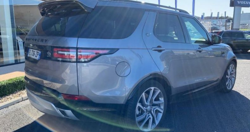 Land rover Discovery 3.0 Sd6 306ch HSE Mark III Gris occasion à AUBIERE - photo n°3