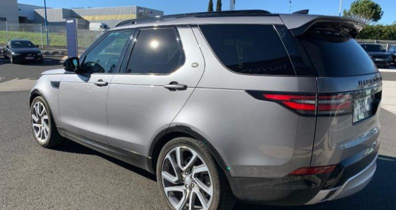 Land rover Discovery 3.0 Sd6 306ch HSE Mark III Gris occasion à AUBIERE - photo n°4