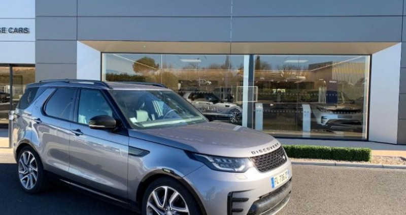 Land rover Discovery 3.0 Sd6 306ch HSE Mark III Gris occasion à AUBIERE