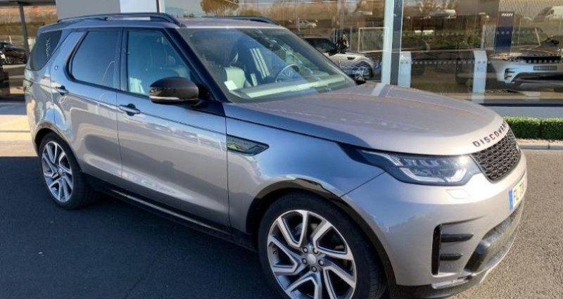 Land rover Discovery 3.0 Sd6 306ch HSE Mark III Gris occasion à AUBIERE - photo n°2