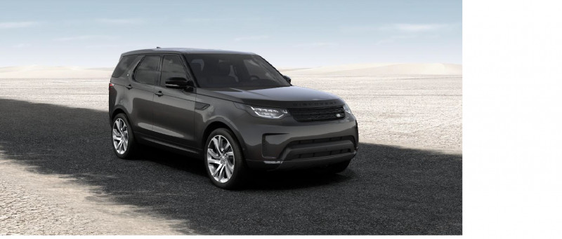 Land rover Discovery 3.0 Sd6 306ch HSE Mark III Gris occasion à SAINT ETIENNE