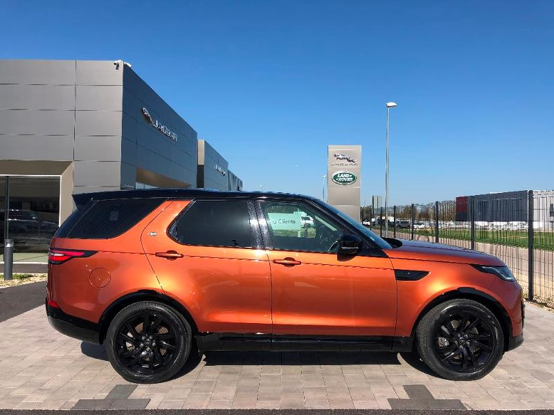 Land rover Discovery 3.0 Sd6 306ch HSE Orange occasion à Barberey-Saint-Sulpice - photo n°2