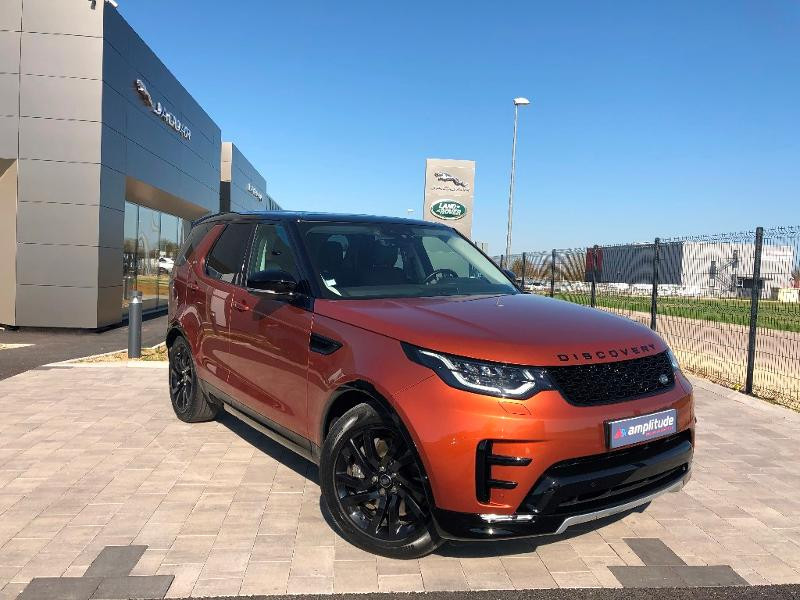 Land rover Discovery 3.0 Sd6 306ch HSE Orange occasion à Barberey-Saint-Sulpice