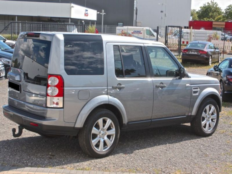 Land rover Discovery 3.0 TDV6 Gris occasion à Beaupuy - photo n°2