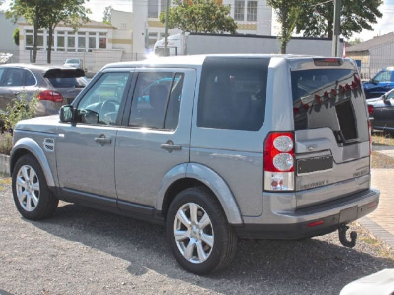 Land rover Discovery 3.0 TDV6 Gris occasion à Beaupuy - photo n°3