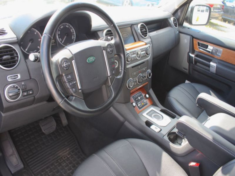 Land rover Discovery 3.0 TDV6 Gris occasion à Beaupuy