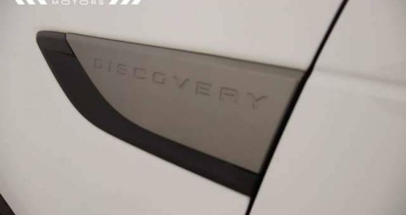 Land rover Discovery 3.0d SE 4WD - LEDER - PANODAK Blanc occasion à Brugge - photo n°6