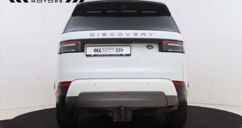 Land rover Discovery 3.0d SE 4WD - LEDER - PANODAK Blanc occasion à Brugge - photo n°7