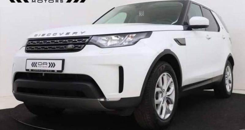 Land rover Discovery 3.0d SE 4WD - LEDER - PANODAK Blanc occasion à Brugge
