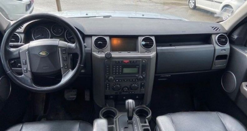 Land rover Discovery 3 td6 2.7l 7 places Gris occasion à Voreppe - photo n°5