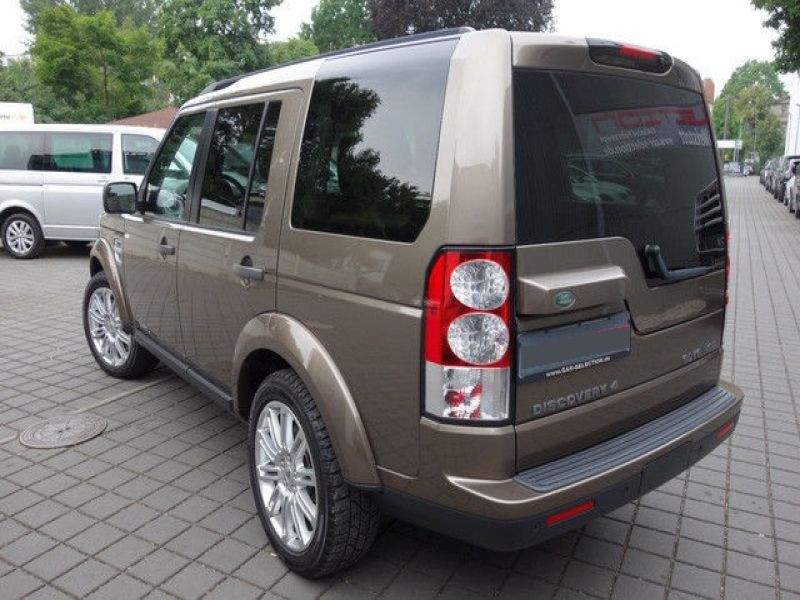 Land rover Discovery 4 SDV6 3.0 256 HSE 7 Places Bronze occasion à Beaupuy - photo n°4