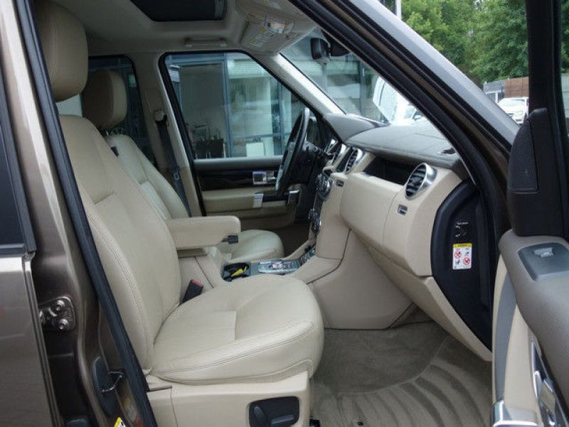 Land rover Discovery 4 SDV6 3.0 256 HSE 7 Places Bronze occasion à Beaupuy - photo n°5
