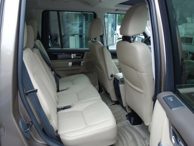 Land rover Discovery 4 SDV6 3.0 256 HSE 7 Places Bronze occasion à Beaupuy - photo n°6