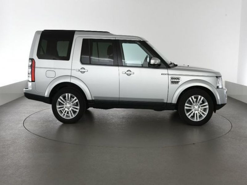 Land rover Discovery 4 SDV6 3.0 256 HSE 7 Places Gris occasion à Beaupuy - photo n°4