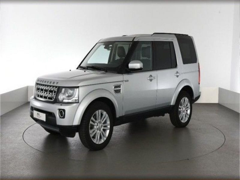 Land rover Discovery 4 SDV6 3.0 256 HSE 7 Places Gris occasion à Beaupuy