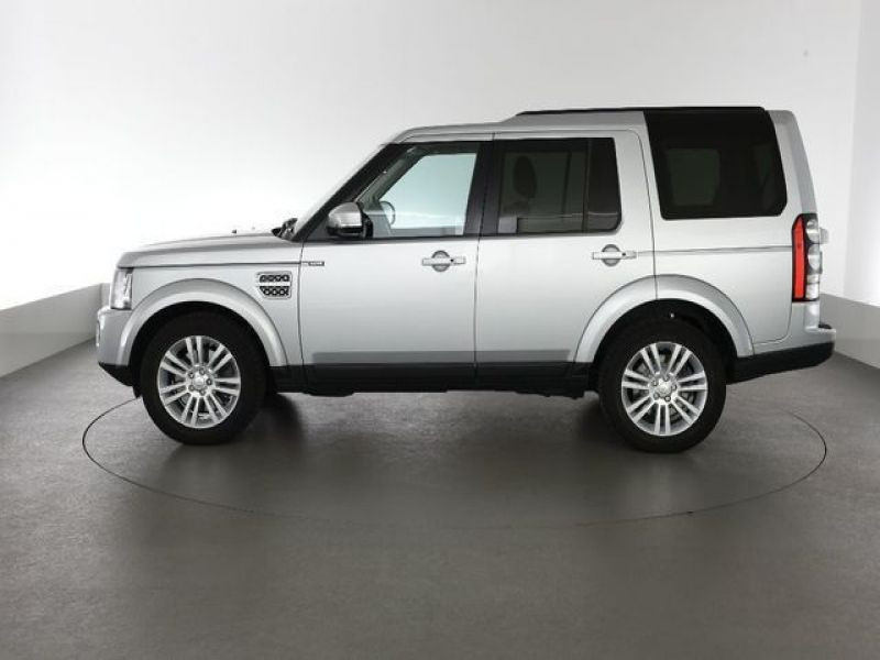 Land rover Discovery 4 SDV6 3.0 256 HSE 7 Places Gris occasion à Beaupuy - photo n°9