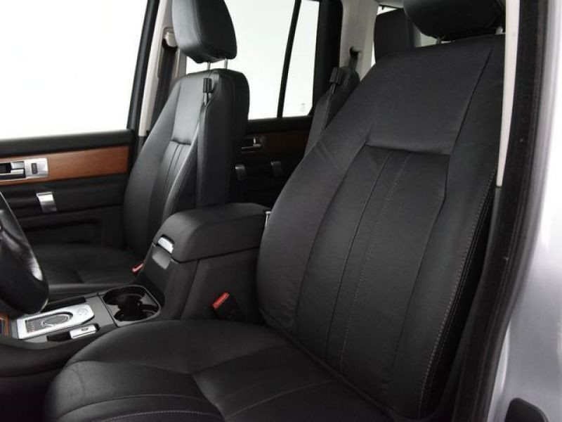 Land rover Discovery 4 SDV6 3.0 256 HSE 7 Places Gris occasion à Beaupuy - photo n°8