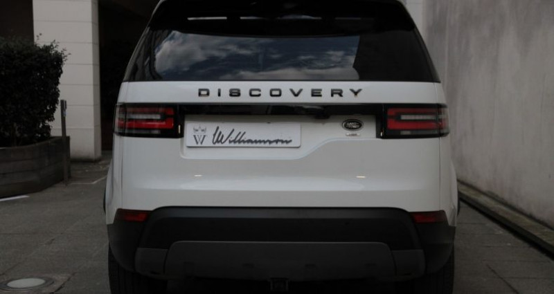 Land rover Discovery 5 hse luxury ethanol 300hp i Blanc occasion à Neuilly Sur Seine - photo n°4