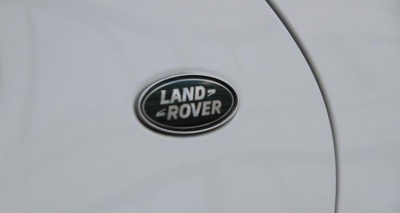 Land rover Discovery 5 hse luxury ethanol 300hp i Blanc occasion à Neuilly Sur Seine - photo n°6
