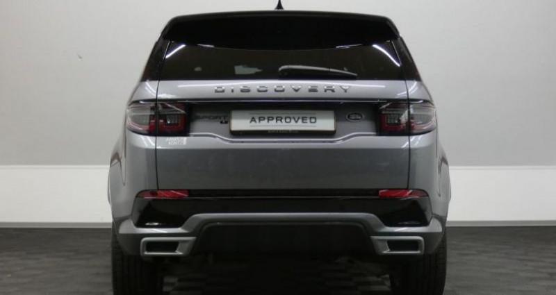 Land rover Discovery D150 R-Dynamic S 4WD Auto. Gris occasion à Petange - photo n°5