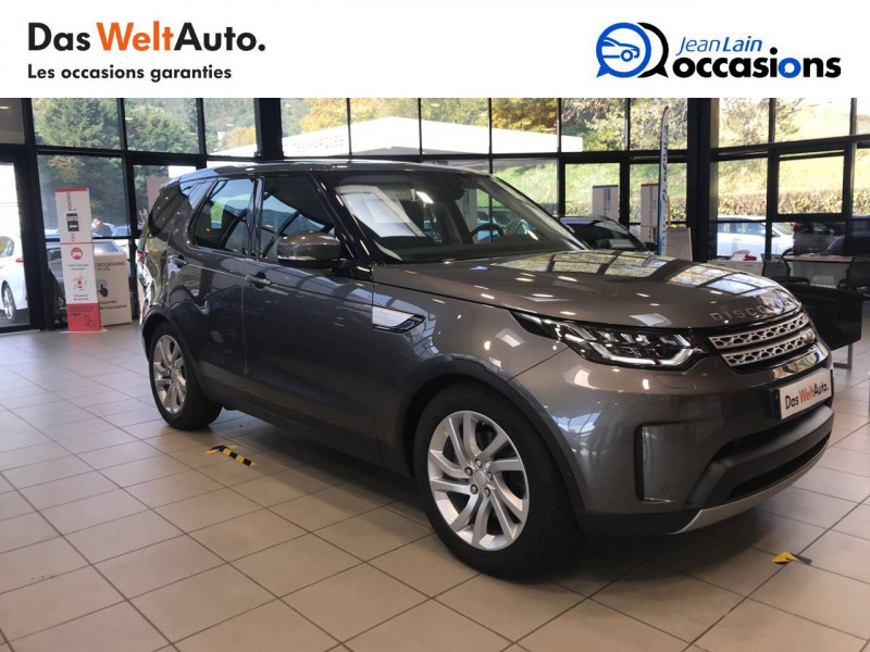 Land rover Discovery Discovery Mark I Sd4 2.0 240 ch HSE 5p Gris occasion à Seynod - photo n°3