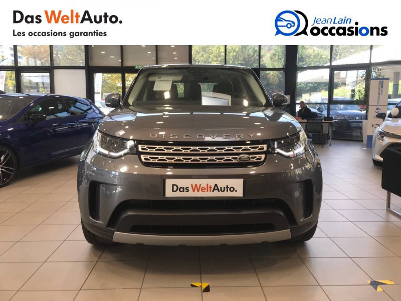 Land rover Discovery Discovery Mark I Sd4 2.0 240 ch HSE 5p Gris occasion à Seynod - photo n°2