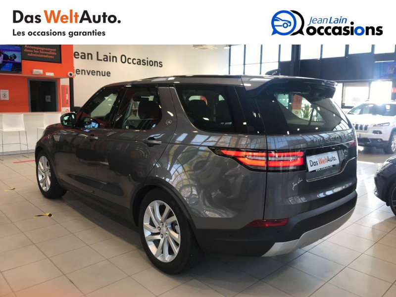 Land rover Discovery Discovery Mark I Sd4 2.0 240 ch HSE 5p Gris occasion à Seynod - photo n°7