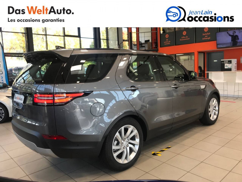 Land rover Discovery Discovery Mark I Sd4 2.0 240 ch HSE 5p Gris occasion à Seynod - photo n°5