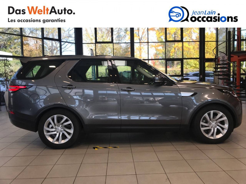 Land rover Discovery Discovery Mark I Sd4 2.0 240 ch HSE 5p Gris occasion à Seynod - photo n°4