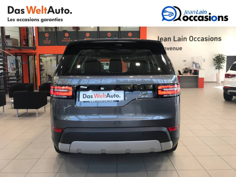 Land rover Discovery Discovery Mark I Sd4 2.0 240 ch HSE 5p Gris occasion à Seynod - photo n°6