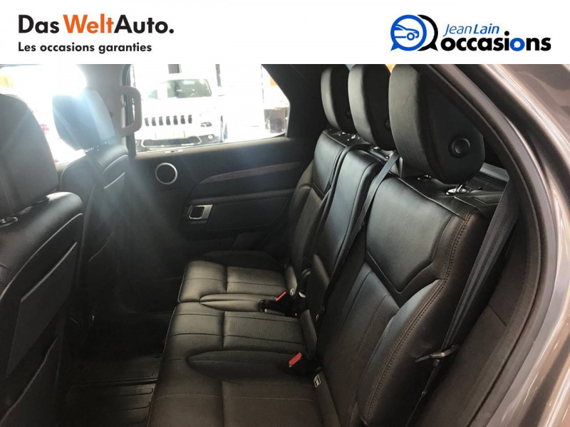 Land rover Discovery Discovery Mark I Sd4 2.0 240 ch HSE 5p Gris occasion à Seynod - photo n°17